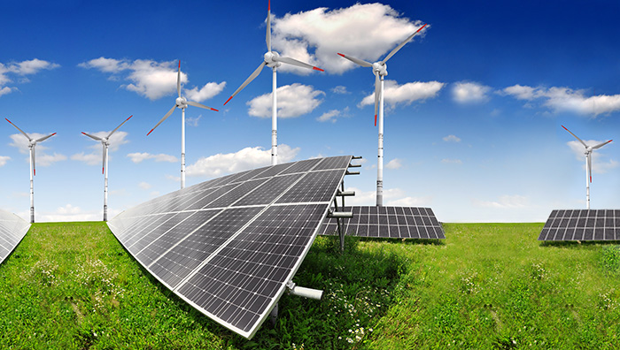 Wind & Solar Power
