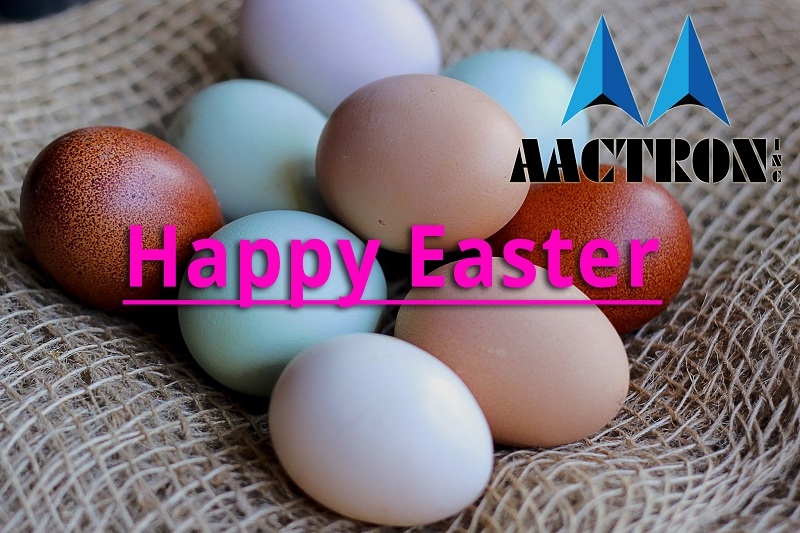 Aactron Easter 2020